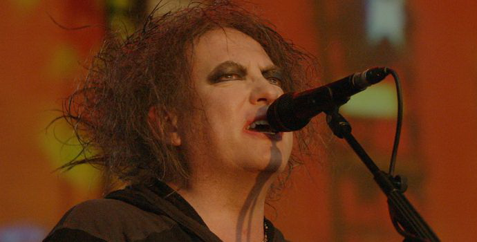 The Cure koncert z Hyde Parku